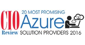 CIO Review Azure Logo