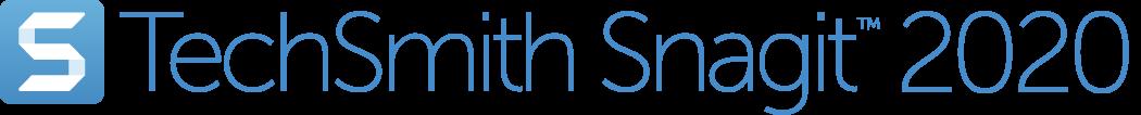 Snagit 2020 Logo