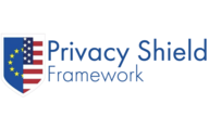 Privacy Shield logo.