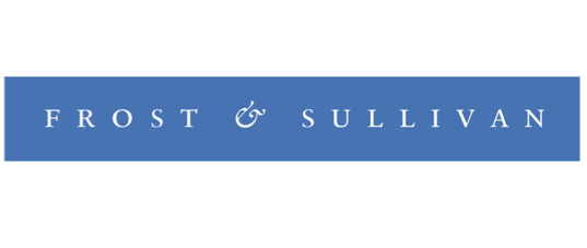 Frost and Sullivan logo