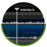 Edit audio and video separately