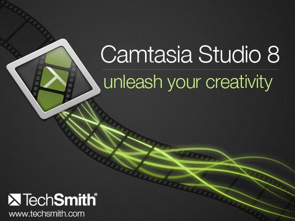 ������ �������� ������� TechSmith Camtasia Studio 8.4.2.1768