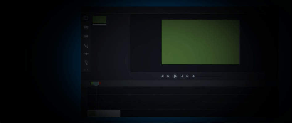 Camtasia Editor Interface