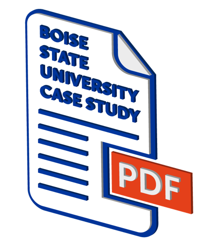 Boise State University Case Study