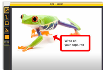 Annotate Captures
