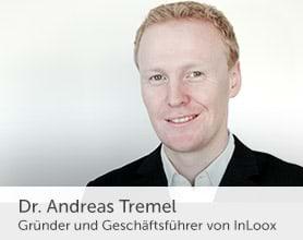 Dr. Andreas Tremel - Geschäftsführer von InLoox