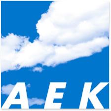 Logo der AEK Gruppe