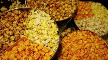 Cravings Popcorn Mixes Tin