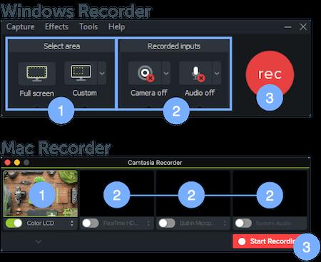 Record, Edit, Share   Camtasia   TechSmith