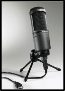 audio technica at2020 usb condenser