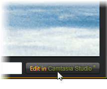 share to camtasia button