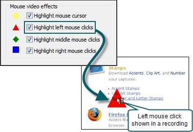 Mouse Video Effects