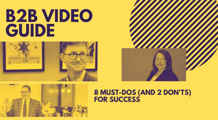 b2b video guide tile