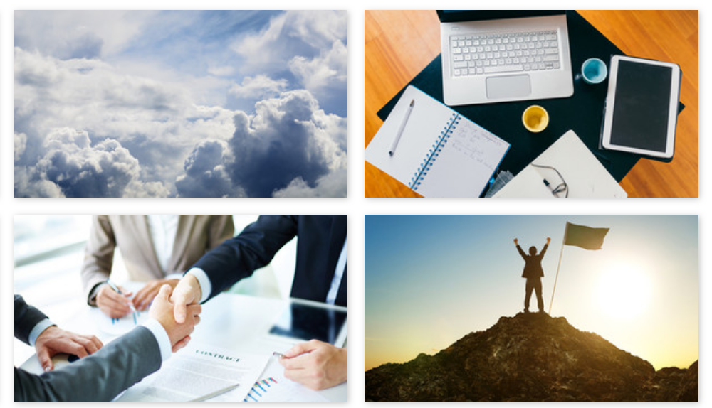 Photos from TechSmith Assets for Snagit.