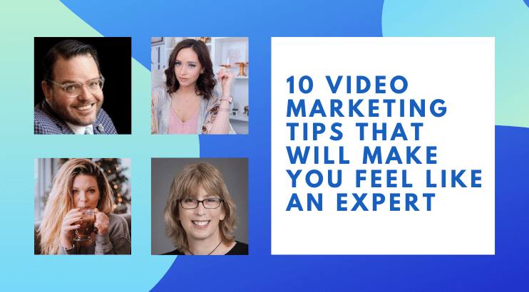video marketing tips tile