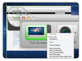 Camtasia for Mac Recorder