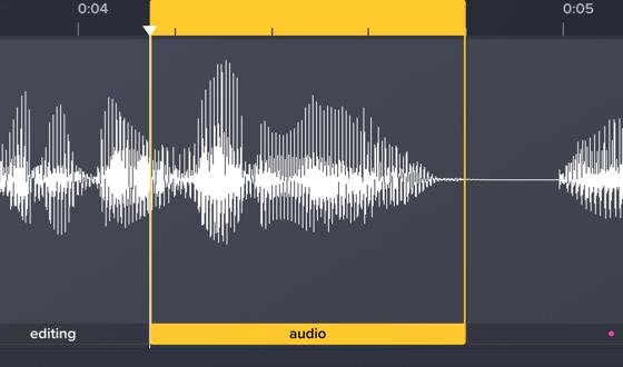 Sample Level Audio Editing