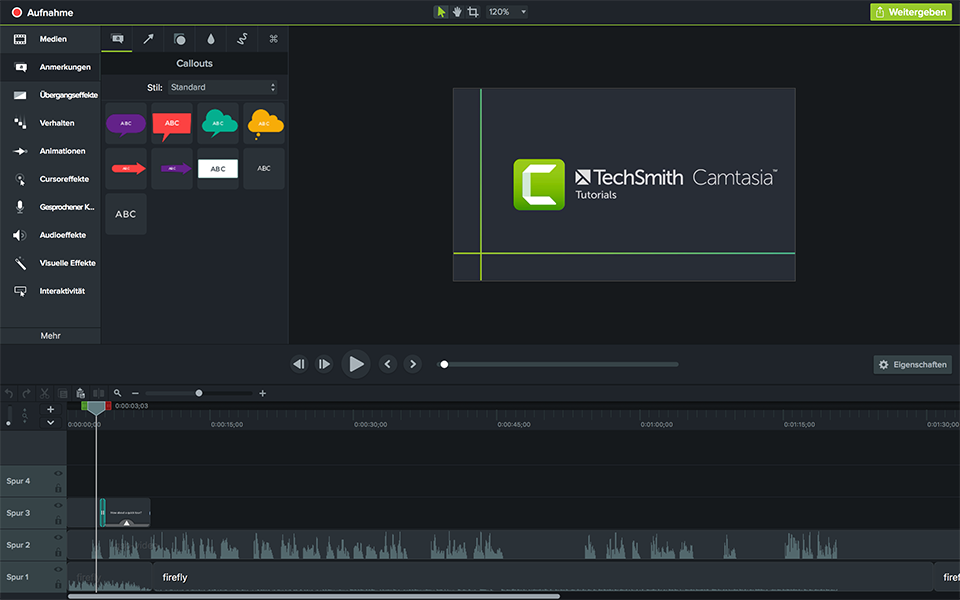 Camtasia® 2018 Upgrade